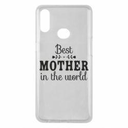 Чохол для Samsung A10s Best mother in the world