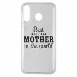 Чохол для Samsung M30 Best mother in the world
