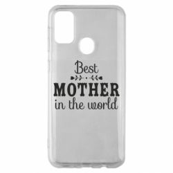 Чохол для Samsung M30s Best mother in the world