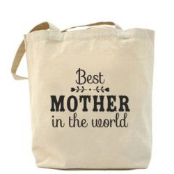 Сумка Best mother in the world