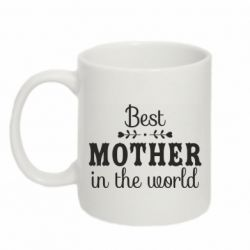 Кружка 320ml Best mother in the world
