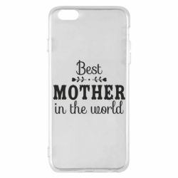 Чохол для iPhone 6 Plus/6S Plus Best mother in the world