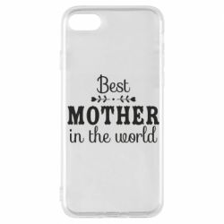 Чохол для iPhone 7 Best mother in the world