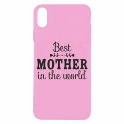 Чохол для iPhone X/Xs Best mother in the world
