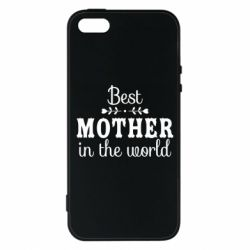 Чохол для iphone 5/5S/SE Best mother in the world