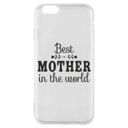Чохол для iPhone 6/6S Best mother in the world