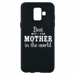 Чохол для Samsung A6 2018 Best mother in the world