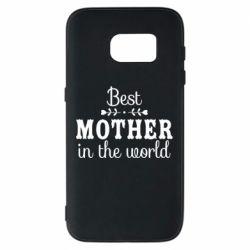 Чохол для Samsung S7 Best mother in the world