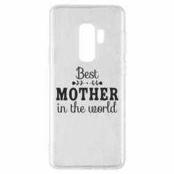 Чохол для Samsung S9+ Best mother in the world