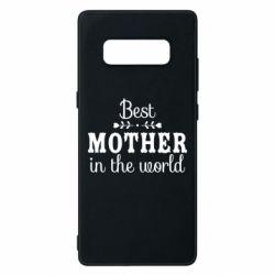 Чохол для Samsung Note 8 Best mother in the world
