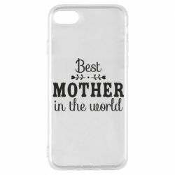 Чохол для iPhone 8 Best mother in the world