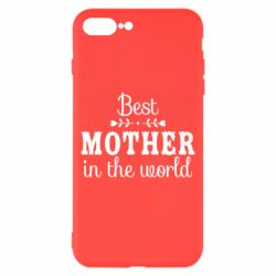 Чохол для iPhone 8 Plus Best mother in the world