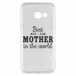 Чохол для Samsung A3 2017 Best mother in the world
