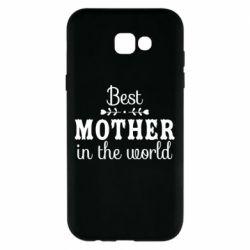 Чохол для Samsung A7 2017 Best mother in the world