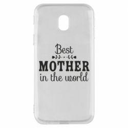 Чохол для Samsung J3 2017 Best mother in the world