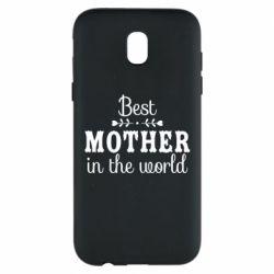 Чохол для Samsung J5 2017 Best mother in the world