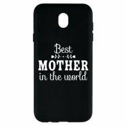 Чохол для Samsung J7 2017 Best mother in the world