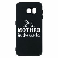 Чохол для Samsung S6 Best mother in the world