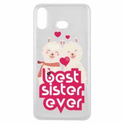 Чохол для Samsung A6s Best sister ever