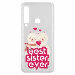 Чохол для Samsung A9 2018 Best sister ever