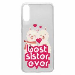 Чохол для Samsung A70 Best sister ever