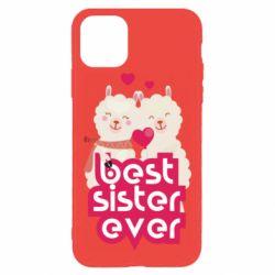 Чохол для iPhone 11 Pro Max Best sister ever