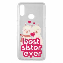 Чохол для Samsung A10s Best sister ever