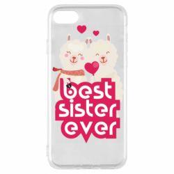 Чохол для iPhone 7 Best sister ever