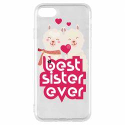 Чохол для iPhone 8 Best sister ever