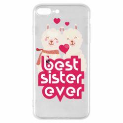 Чохол для iPhone 8 Plus Best sister ever