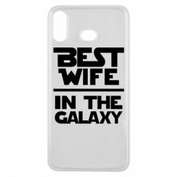 Чохол для Samsung A6s Best wife in the Galaxy