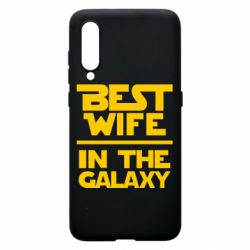 Чохол для Xiaomi Mi9 Best wife in the Galaxy