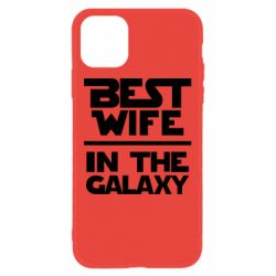 Чохол для iPhone 11 Best wife in the Galaxy
