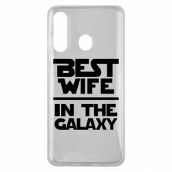 Чохол для Samsung M40 Best wife in the Galaxy