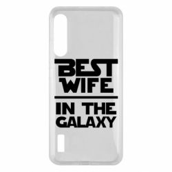 Чохол для Xiaomi Mi A3 Best wife in the Galaxy
