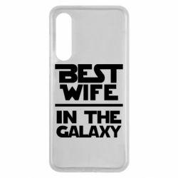 Чехол для Xiaomi Mi9 SE Best wife in the Galaxy