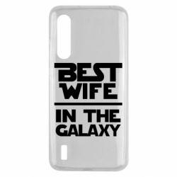 Чехол для Xiaomi Mi9 Lite Best wife in the Galaxy