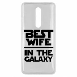 Чехол для Xiaomi Mi9T Best wife in the Galaxy