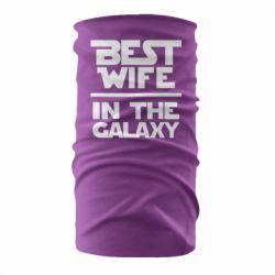 Бандана-труба Best wife in the Galaxy