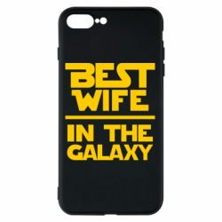 Чохол для iPhone 7 Plus Best wife in the Galaxy