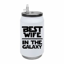 Термобанка 350ml Best wife in the Galaxy