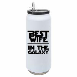 Термобанка 500ml Best wife in the Galaxy