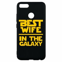 Чохол для Xiaomi Mi A1 Best wife in the Galaxy