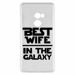 Чехол для Xiaomi Mi Mix 2 Best wife in the Galaxy