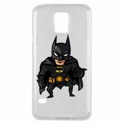 Чохол для Samsung S5 Бетмен Арт