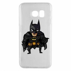 Чохол для Samsung S6 EDGE Бетмен Арт