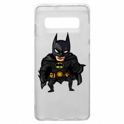 Чохол для Samsung S10+ Бетмен Арт