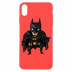 Чохол для iPhone X/Xs Бетмен Арт