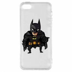Чохол для iphone 5/5S/SE Бетмен Арт