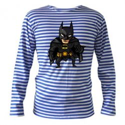 Тельняшка с длинным рукавом Бэтмен Арт